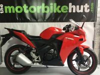 Honda CBR 125 - FREE 6 MONTH WARRANTY - Nationwide Delivery Available.