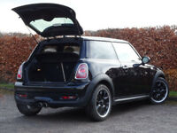 MINI HATCH COOPER 1.6 COOPER S 3d (black) 2010