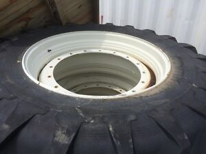 2012 Michelin 20.8RX42 Tires London Ontario image 3