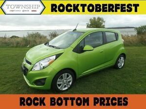 2015 Chevrolet Spark LT - Automatic - Cruise Control - Air Condi