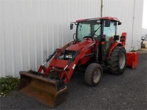 CASE FARMALL 50B LOADER AND SNOWBLOWER