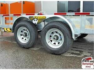 Remorque utilitaire Maxi-roule 2015 80192TA3 Saguenay Saguenay-Lac-Saint-Jean image 6