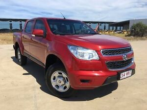 2016 Holden Colorado RG MY16 LS Crew Cab Sizzle 6 Speed Sports Automatic Utility Garbutt Townsville City Preview