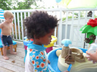 Full-part time and hourly rates in Woodbine SW, 9 mths, to 5 y/o