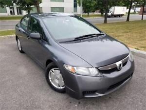2009 Honda Civic Sdn DX-G MANUEL/AC/GR.ELEC/CRUISE/CLEAN!