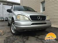 1998 Mercedes ML320 | AUTOMATIC, LEATHER, SUNROOF, FULLY LOADED