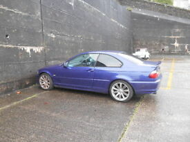2000 BMW 318 CI - spares or repair