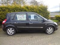 renault scenic 1.4 16v petrol****REDUCED**