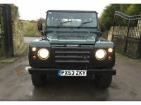 Land Rover DEFENDER 110 2.5 TD5 County UTE