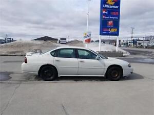 2004 Chevrolet Impala LS FINANCEMENT AUCUN CAS REFUSÉ!!!