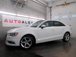 2015 Audi A3 1.8T TOIT PANORAMIQUE MAGS