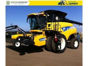 2010 New Holland CR9080 Combines