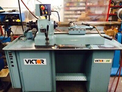 Victor Manual Lathe Model 616 Second Operation Machine