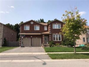 barrie central 3000+ sqft house for rent, only $2400/m