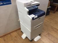 Xerox Workcentre 6605DN A4 Colour Print, Copy Scan and Fax Laser Printer