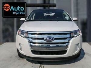 2013 Ford Edge Limited, 3.5L V6, 301A, Roof, Leather, Nav, 20""