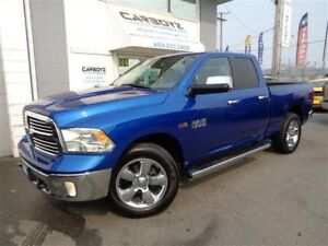 2015 Dodge Ram 1500 Big Horn, Quad 6.5 Box, Luxury Group