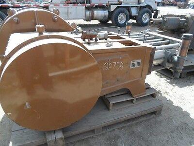 Gardner Denver Model Lc-1000 High Pressure Plunger Pump W 2-12 Ss Fluid End