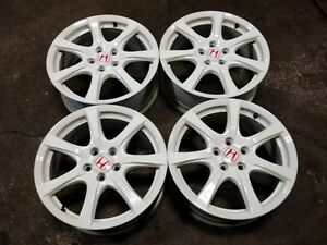 JDM FD2 ACURA CSX CIVIC TYPE-R MAGS 18'' OFFSET 60 18X7.5