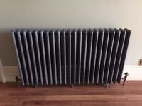Cast Iron Radiators (x2)