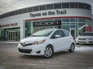 2014 Toyota Yaris LE, Hatchback, Bluetooth, Power Windows, Power