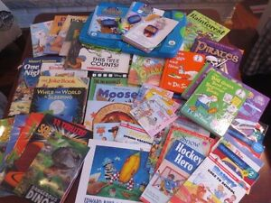 Story books and learn to read books