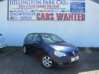 2008 (58) Volkswagen Polo 1.4 ( 80PS ) Match, RARE AUTOMATIC, LOW MILES