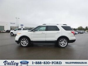 QUALITY 7-PASSENGER 4WD UTILITY VEHICLE! 2011 Ford Explorer XLT
