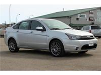 2011 Ford Focus SES *Auxilary Input- Sunroof*