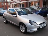 FORD PUMA 1.4 16V COUPE V REG,, NICE CLEAN RELIABLE CAR,, EXCELLENT DRIVER,,MOT JANUARY 2018