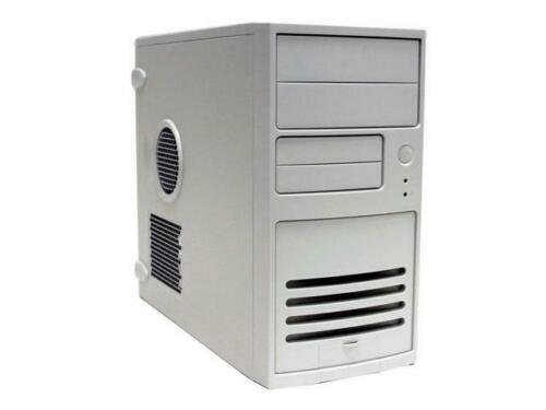 IN WIN IW-V508TX.FU2D White Steel Micro ATX Mini Tower Computer Case