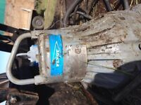 New slurry or water pumps