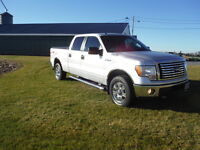 2010 Ford F-150 SuperCrew XLT XTR Fully Loaded Nice One!!