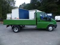 2011 Ford Transit 350 MWB 10ft Alloy Dropside/low mileage