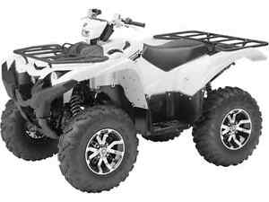 YAMAHA GRIZZLY AVEC POWER-STEERING 2017