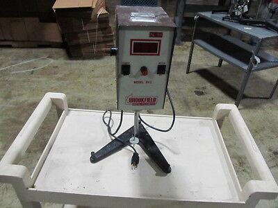 Brookfield Rvtd Digital Viscometer Used