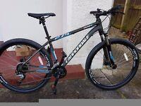 cannondale trail 5 mountain bike