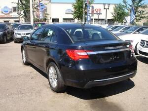 """ SALE THIS WEEK ""2013 CHRYSLER 200 AUTO LOADED 75K-100% FINANCE Edmonton Edmonton Area image 7"