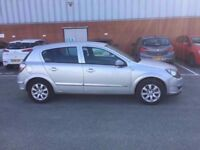 MID MONTH SALE 2006 Vauxhall Astra 1,8 litre 5dr automatic