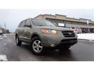 2009 Hyundai Santa Fe GL, LOADED, LEATHER! 416-742-5464