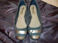 Ladies Size 39 Designer Tamaris Shoes