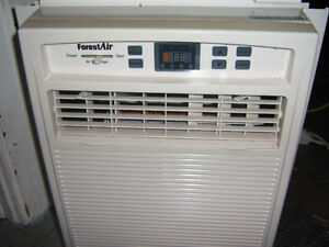 Two vertical window   air conditioner Belleville Belleville Area image 3