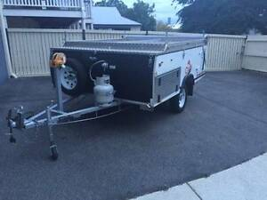 Cub Supamatic Escape Camper Trailer -  Single Beds Camp Hill Brisbane South East Preview