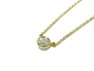 Auth TIFFANY&Co. By The Yard 18K Yellow Gold Diamond 18K Yellow Gold 33549008