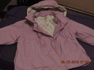 Girl's Size 18-24 months Spring/Fall Jackets