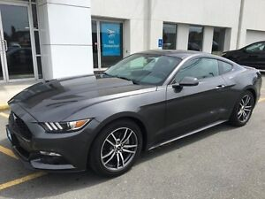 2017 Ford Mustang EcoBoost with 100A Package