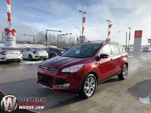2013 Ford Escape SEL- 4WD, Leather, Moonroof, Push Button!