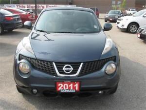 2011 Nissan Juke 1.6 SL FWD 6MT