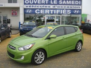 2012 Hyundai Accent GLS **Toit ouvrant** Mags **