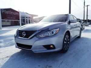 2017 NISSAN ALTIMA 2.5 SV PRICED TO SELL QUICK!!!